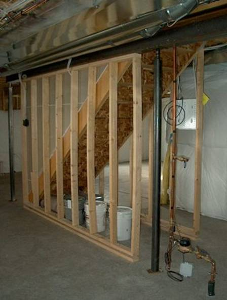 Dealing with expansive soils for How to build floating walls in basement
